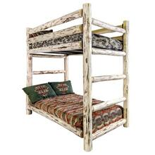 Montana Collection Twin Bunkbed