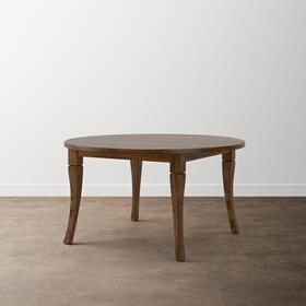 "Bench*Made Midtown 54"" Round Dining Table"