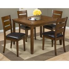 Plantation 5 Pack - Dining Table W/(4) Chairs