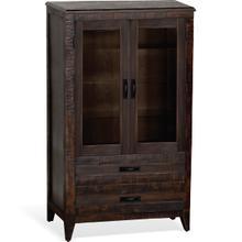 Nassau Curio Cabinet