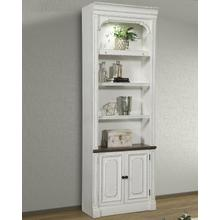 See Details - PROVENCE 32 in. Open Top Bookcase