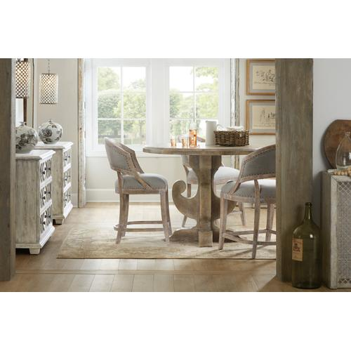 Hooker Furniture - Boheme Ascension 48in Wood Round Dining Table