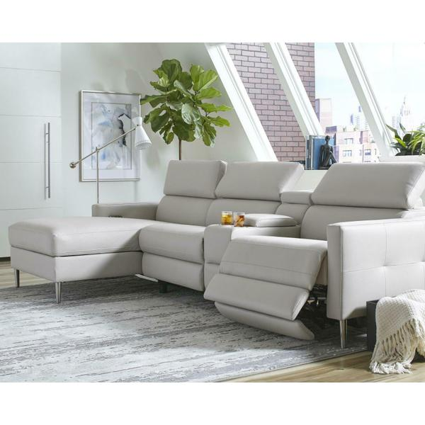 See Details - 4 PC Power2 Sectional