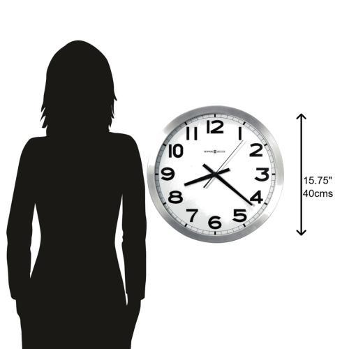 Howard Miller Spokane Wall Clock 625450
