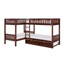 View Product - Corner Bunk Bed with Twin Trundle
