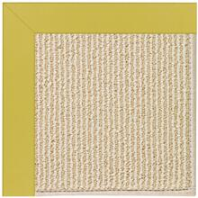 "Creative Concepts-Beach Sisal Canvas Lemon Grass - Rectangle - 24"" x 36"""