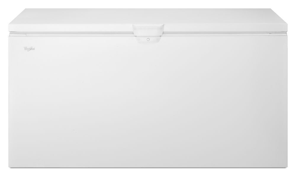 Whirlpool22 Cu. Ft. Chest Freezer With Extra-Large Capacity