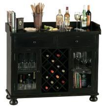 See Details - 695-002 Cabernet Hills Wine & Bar Console