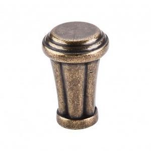 Luxor Knob 7/8 Inch - German Bronze