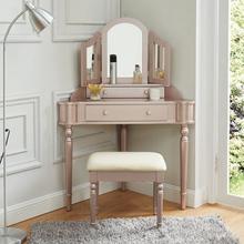 See Details - Kasey Vanity W/ Stool
