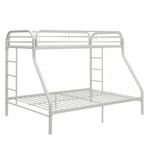 ACME Tritan Twin XL/Queen Bunk Bed - 02052WH - White