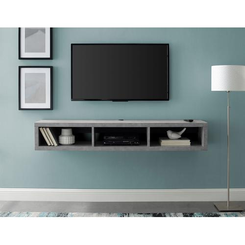 "60"" Wall Mounted Console"