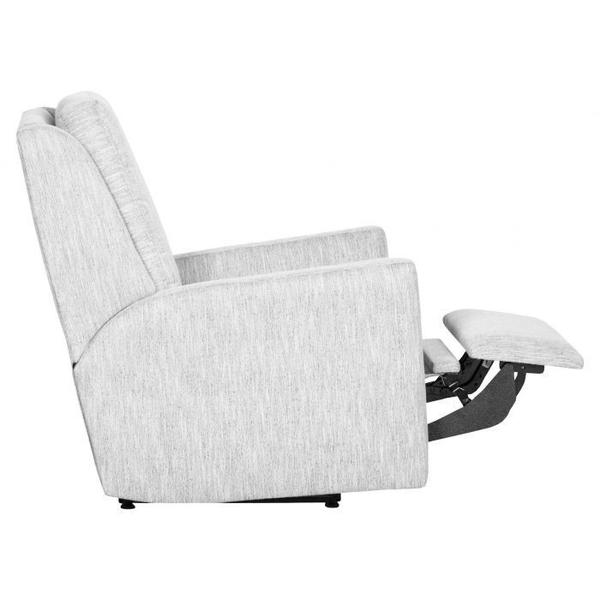See Details - Track Arm Power Back Glider Recline