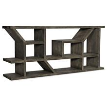 Living Room Melange Mattie Console Table
