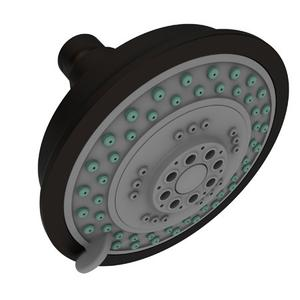 Weathered Copper - Living Multifunction Showerhead