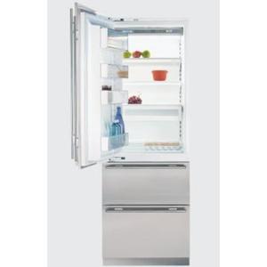 Sub-Zero - 700TF All Freezer - Platinum Stainless