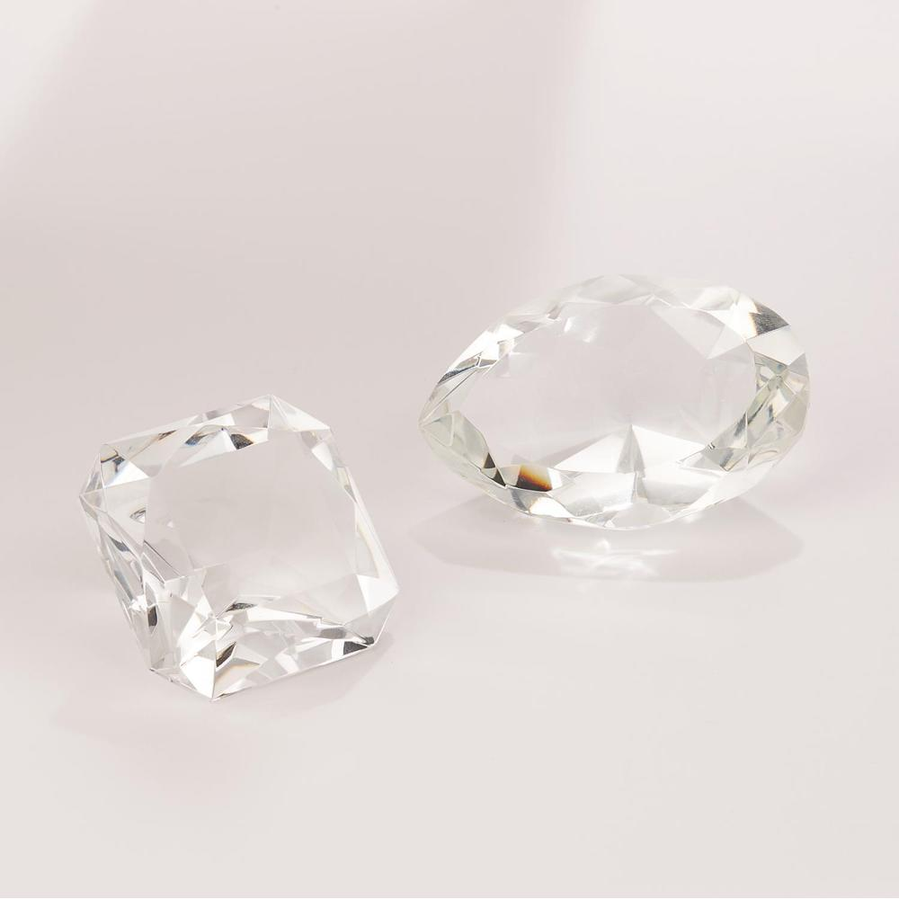 See Details - Oxford Jewels-Clear-Pear
