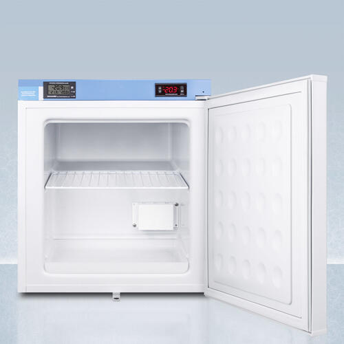 Summit - Compact Medical/scientific All-freezer With Digital Thermostat, Nist Calibrated Thermometer/alarm, and Front Lock
