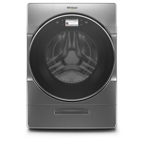 Whirlpool5.0 cu. ft. Smart Front Load Washer with Load & Go XL Plus Dispenser