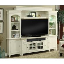 See Details - TIDEWATER 62 in. Console Entertainment Wall