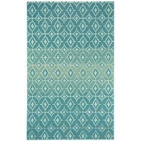 Lisbon Azul - Rectangle - 3' x 5'