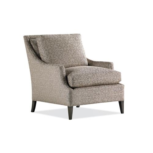 448 BRIDGETTE STATIONARY CHAIR