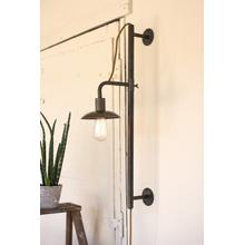 See Details - vertical sliding wall lamp
