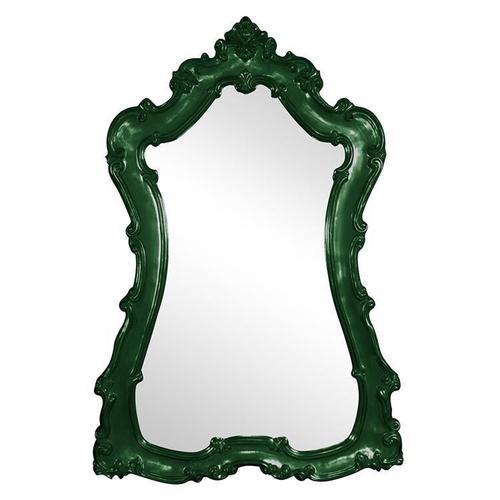 Howard Elliott - Lorelei Mirror - Glossy Hunter Green