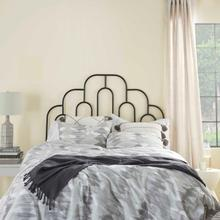 See Details - Dreamscape Dsc02 Grey Full/queen 3-piece Bed Set