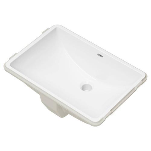 American Standard - Reliant Rectangular Undercounter Bathroom Sink  American Standard - White