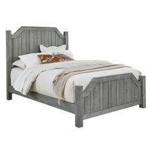 See Details - Queen Bed - Cloud Finish