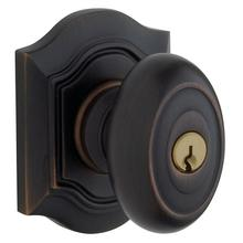 Oil-Rubbed Bronze 5237 Bethpage Knob