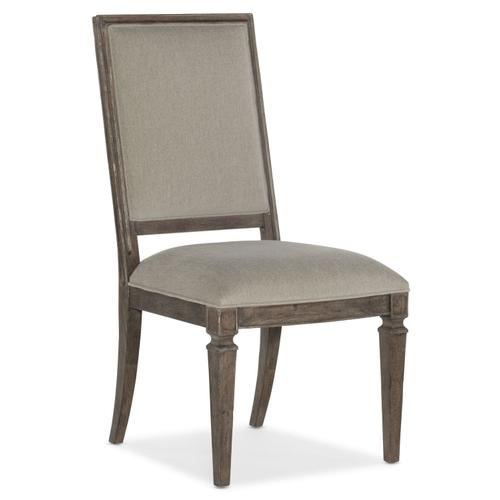 Dining Room Woodlands Upholstered Side Chair - 2 per carton/price ea