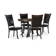 Franklin 5 Piece Dining Group
