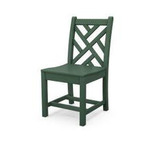 View Product - Chippendale Dining Side Chair in Green