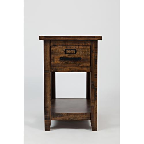 Jofran - Cannon Valley Chairside Table