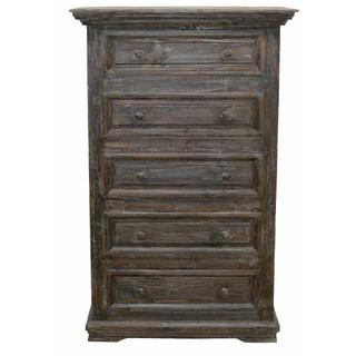 See Details - Barnwood Coliseo/claudia Chest