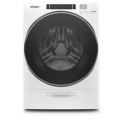 Gallery - 5.0 cu. ft. Front Load Washer with Load & Go™ XL Dispenser