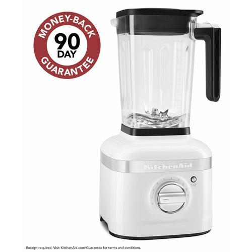 KitchenAid - K400 Variable Speed Blender - White