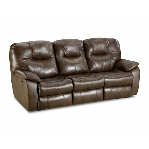 Power Headrest Loveseat with Console