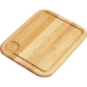 "Elkay Hardwood 16-3/4"" x 13-1/2"" x 1"" Cutting Board Product Image"