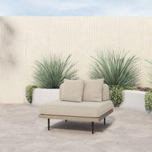 Armless Piece Configuration Yves Outdoor Sectional Pieces