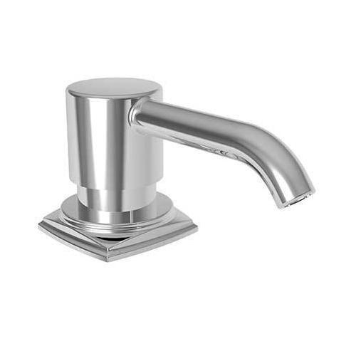 Newport Brass - Antique Brass Soap/Lotion Dispenser