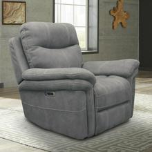 See Details - MASON - CARBON Power Recliner