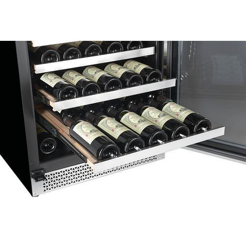 Built-in/freestanding Wine Cellar 163 Bottles Capacity - Single Zone
