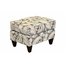 See Details - Claire 628-10 Ottoman