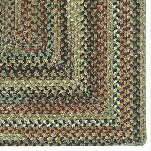 Gramercy Sage Braided Rugs (Custom)