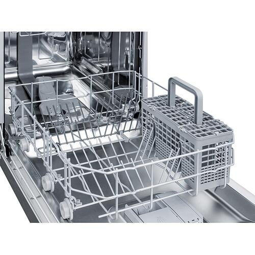 "18"" Wide Built-in Dishwasher"