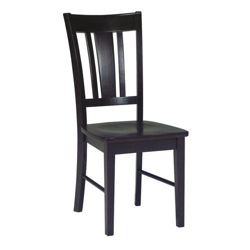 John Thomas Furniture - San Remo Chair in Rich Mocha