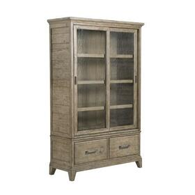 Plank Road Darby Display Cabinet Package